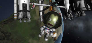Постер Kerbal Space Program 2